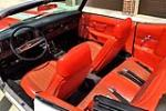 1969 CHEVROLET CAMARO RS/SS INDY PACE CAR CONVERTIBLE - Interior - 186837