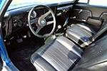 1969 CHEVROLET EL CAMINO PICKUP - Interior - 186862