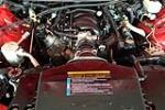 2002 CHEVROLET CAMARO SS CONVERTIBLE - Engine - 186907