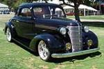1938 CHEVROLET 5-WINDOW CUSTOM COUPE - Front 3/4 - 186918
