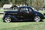 1938 CHEVROLET 5-WINDOW CUSTOM COUPE - Side Profile - 186918