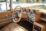 1960 LINCOLN CONTINENTAL MARK V CONVERTIBLE - Interior - 186941