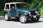 1999 JEEP WRANGLER SUV - Front 3/4 - 186947