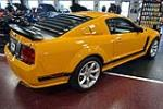2007 FORD MUSTANG SALEEN CUSTOM SALEEN FASTBACK - Rear 3/4 - 186981