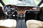 2013 BENTLEY MULSANNE SEDAN - Interior - 186998
