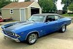 1969 CHEVROLET CHEVELLE SS - Front 3/4 - 187008