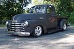 1951 CHEVROLET 3100 CUSTOM PICKUP - Rear 3/4 - 187015