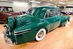 1948 LINCOLN CONTINENTAL - Rear 3/4 - 187032