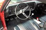 1970 CHEVROLET CHEVELLE CUSTOM COUPE - Interior - 187072