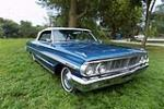 1964 FORD GALAXIE 500 CONVERTIBLE - Front 3/4 - 187080
