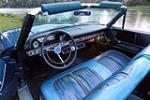 1964 FORD GALAXIE 500 CONVERTIBLE - Interior - 187080