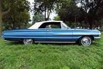 1964 FORD GALAXIE 500 CONVERTIBLE - Side Profile - 187080
