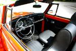 1971 VOLKSWAGEN BEETLE CONVERTIBLE - Interior - 187096
