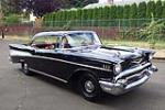 1957 CHEVROLET BEL AIR  - Front 3/4 - 187188