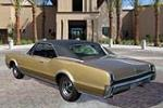 1967 OLDSMOBILE 442 HOLIDAY - Rear 3/4 - 187195