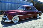 1951 CHEVROLET CUSTOM COUPE - Front 3/4 - 187233