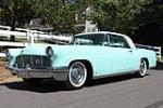 1956 LINCOLN CONTINENTAL  - Front 3/4 - 187273