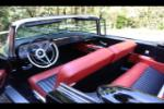 1958 LINCOLN CONTINENTAL MARK III CONVERTIBLE - Interior - 187274