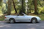 1997 MERCEDES-BENZ 600SL CONVERTIBLE - Side Profile - 187284