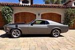 1970 FORD MUSTANG CUSTOM FASTBACK - Rear 3/4 - 187309