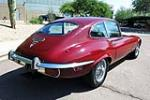 1971 JAGUAR XKE  - Rear 3/4 - 187330
