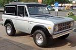 1977 FORD BRONCO 4X4 SUV - Front 3/4 - 187372
