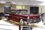 1957 CHEVROLET BEL AIR CUSTOM HARDTOP - Side Profile - 187442