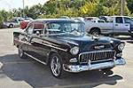 1955 CHEVROLET BEL AIR CUSTOM COUPE - Front 3/4 - 187477