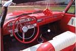 1962 FORD GALAXIE SUNLINER CONVERTIBLE - Interior - 187480