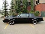 1987 BUICK GNX - Side Profile - 187481