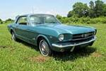 1965 FORD MUSTANG  - Front 3/4 - 187585