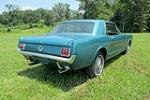 1965 FORD MUSTANG  - Rear 3/4 - 187585