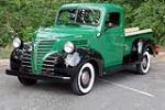 1941 PLYMOUTH PICKUP - Front 3/4 - 187591