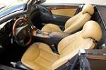2005 MERCEDES-BENZ SL500 CONVERTIBLE - Interior - 187696
