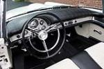 "1957 FORD THUNDERBIRD ""F"" CONVERTIBLE - Interior - 187715"