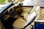 2001 BENTLEY AZURE CONVERTIBLE - Interior - 188037