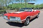 1970 OLDSMOBILE 442 W30 CONVERTIBLE RE-CREATION - Front 3/4 - 188062