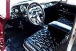 1957 CHEVROLET BEL AIR CUSTOM HARDTOP - Interior - 188069