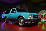 1992 GMC TYPHOON SUV - Front 3/4 - 188079