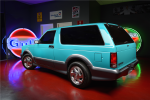 1992 GMC TYPHOON SUV - Rear 3/4 - 188079