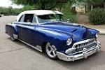 1951 CHEVROLET CUSTOM SPORT COUPE - Front 3/4 - 188106