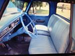 1968 MERCURY PICKUP - Interior - 188119