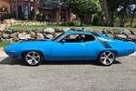 1972 PLYMOUTH ROAD RUNNER/GTX COUPE - Side Profile - 188126