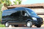 2015 MERCEDES-BENZ SPRINTER LIMOUSINE CONVERSION - Front 3/4 - 188263