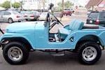 1965 JEEP CJ-2  - Side Profile - 188469