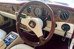 1992 ROLLS-ROYCE SILVER SPIRIT II SEDAN - Interior - 188499