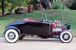 1931 FORD CUSTOM ROADSTER - Side Profile - 188515
