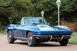 1966 CHEVROLET CORVETTE CONVERTIBLE - Front 3/4 - 188516