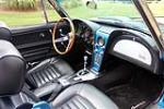 1966 CHEVROLET CORVETTE CONVERTIBLE - Interior - 188516