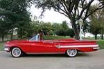 1960 CHEVROLET IMPALA CONVERTIBLE - Side Profile - 188517